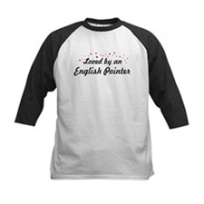 Loved By English Pointer Tee