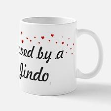 Loved By Jindo Mug
