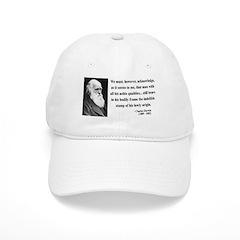 Charles Darwin 2 Baseball Cap