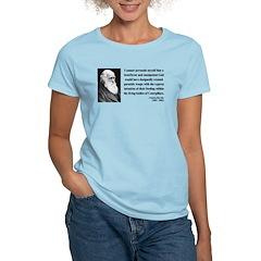Charles Darwin 3 T-Shirt