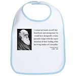 Charles Darwin 3 Bib