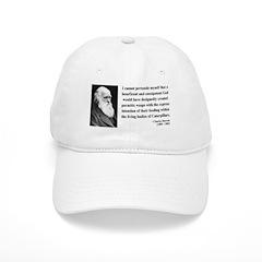 Charles Darwin 3 Baseball Cap