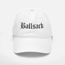 Ballsack Baseball Baseball Cap