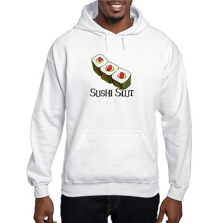 Sushi Slut Hooded Sweatshirt