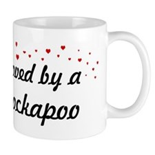 Loved By Cockapoo Mug