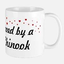 Loved By Chinook Mug