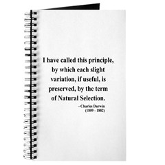 Charles Darwin 9 Journal