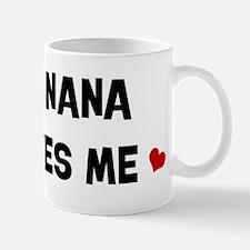 Nana loves me Mug