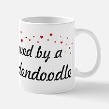 Loved By Goldendoodle Mug