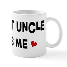 Great Uncle loves me Mug