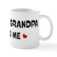 Great Grandpa loves me Mug