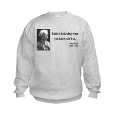 Mark Twain 19 Sweatshirt