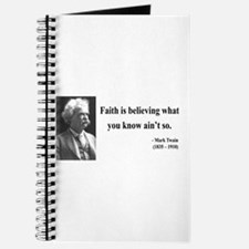 Mark Twain 19 Journal