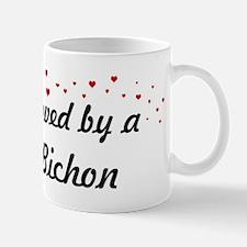Loved By Bichon Mug