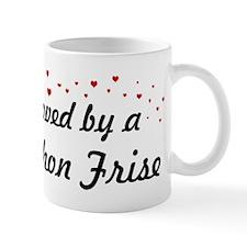 Loved By Bichon Frise Mug