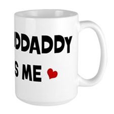 Granddaddy loves me Mug