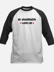 Granddaddy loves me Tee