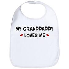 Granddaddy loves me Bib