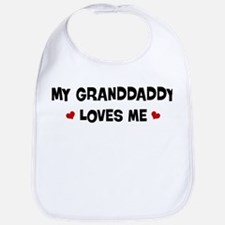 Granddaddy loves me Bib