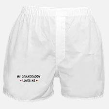 Granddaddy loves me Boxer Shorts