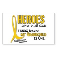 Heroes All Sizes 1 (Grandchild) Stickers