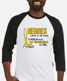 Heroes All Sizes 1 (Grandchild) Baseball Jersey