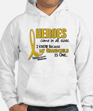 Heroes All Sizes 1 (Grandchild) Hoodie