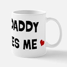 Daddy loves me Mug