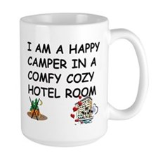 I AM A HAPPY CAMPER Mug