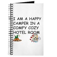 I AM A HAPPY CAMPER Journal