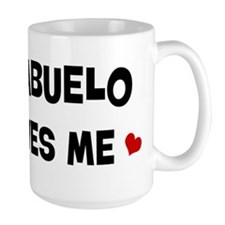 Abuelo loves me Mug