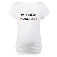 Abuelo loves me Shirt