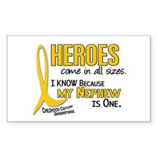 Heroes All Sizes 1 (Nephew) Rectangle Decal