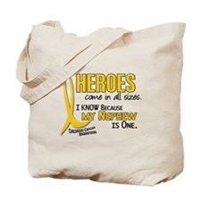 Heroes All Sizes 1 (Nephew) Tote Bag