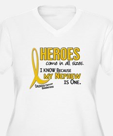 Heroes All Sizes 1 (Nephew) T-Shirt