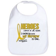 Heroes All Sizes 1 (Nephew) Bib