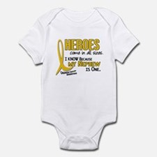 Heroes All Sizes 1 (Nephew) Infant Bodysuit