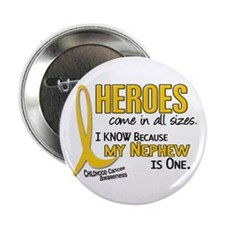 """Heroes All Sizes 1 (Nephew) 2.25"""" Button (10 pack)"""