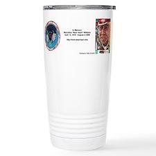 Bear Heart Memorial Travel Mug