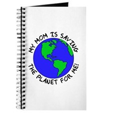 Mom's Saving the Planet Journal