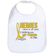 Heroes All Sizes 1 (Friend) Bib