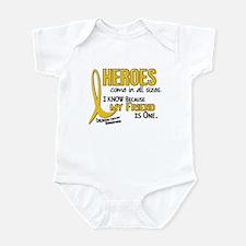 Heroes All Sizes 1 (Friend) Onesie