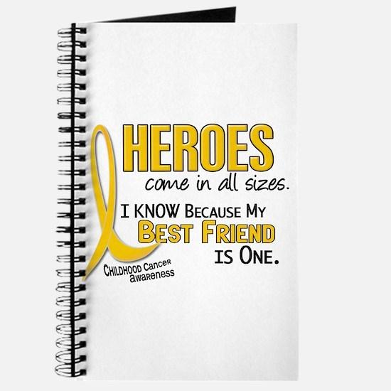 Heroes All Sizes 1 (Best Friend) Journal