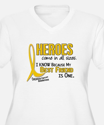 Heroes All Sizes 1 (Best Friend) T-Shirt