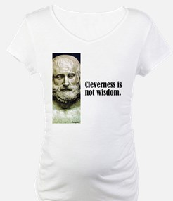 """Euripides """"Cleverness"""" Shirt"""