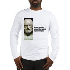 "Euripides ""Painful"" Long Sleeve T-Shirt"