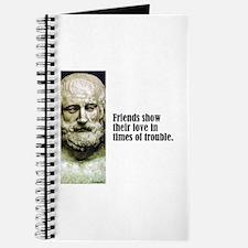 "Euripides ""Friends Show"" Journal"