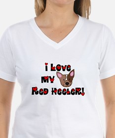 Love Red Heeler Shirt