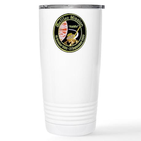 Galileo: Jupiter Stainless Steel Travel Mug