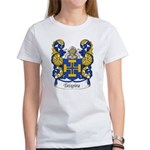 Teixeira Family Crest Women's T-Shirt